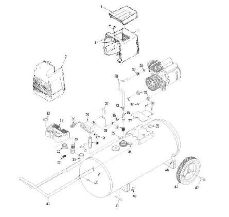 F412-2, IRF412-2 Portable, Oil-free Air Compressor Manual